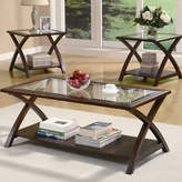 Andover Mills Beyers 3 Piece Coffee Table Set