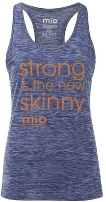MIO Skincare Women's Performance Slogan Vest