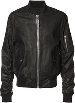 RtA chained zipper bomber jacket