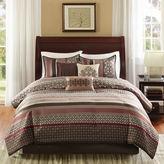 JCPenney Madison Park Dartmouth 7-pc. Jacquard Comforter Set