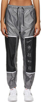 Thumbnail for your product : Nike Black & Grey Sportswear Archive Rmx Lounge Pants