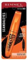 Rimmel ScandalEyes Volume Flash Mascara Extra Black