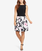 American Living Floral-Print Skirt Dress