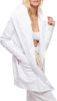 Free People Women's Brentwood Cotton Cardigan