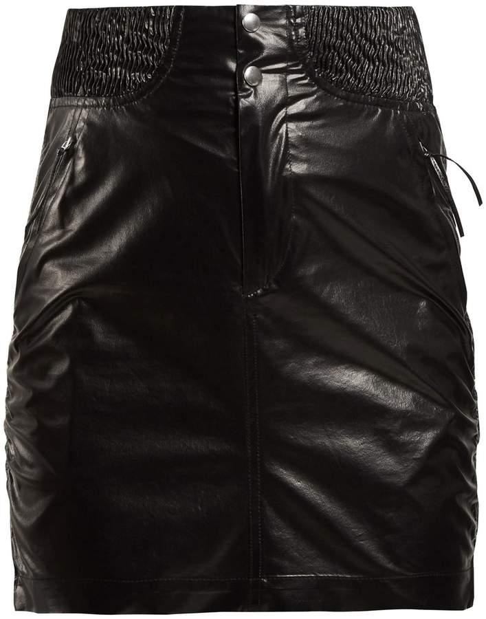 Isabel Marant Amel high-rise mini skirt