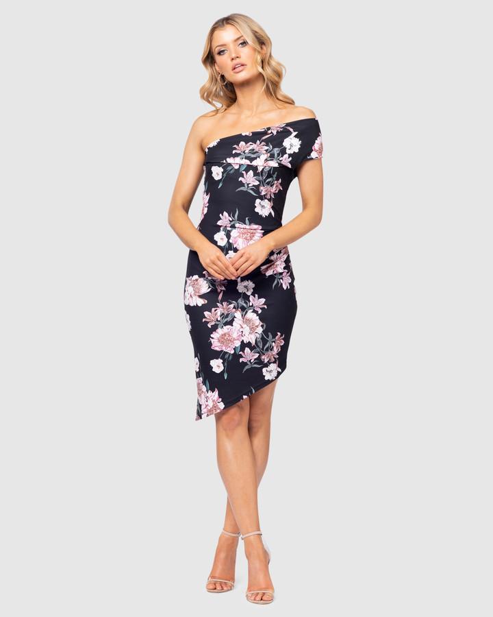 Pilgrim Lennox Midi Dress