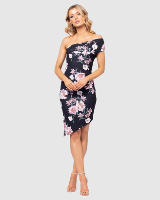 Pilgrim Lennox Midi Dress