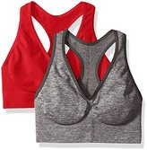 Hanes Women's Platinum Comfy Support Wirefree 2 Pack