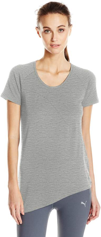 Puma Women's Evo Side Knot Tee