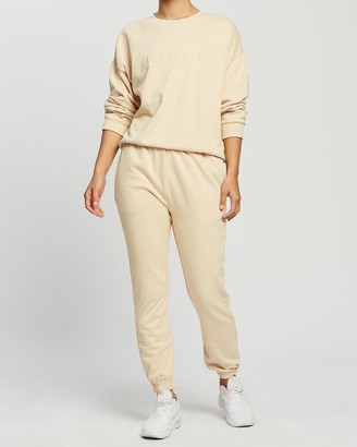 All Fenix - Women's Nude Sweatpants - All Crew Joggers - Size One Size, S at The Iconic
