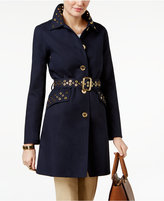 MICHAEL Michael Kors Grommet-Detail Trench Coat