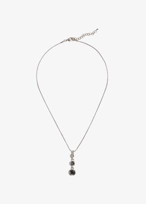 Phase Eight Peyton Swarovski Drop Necklace
