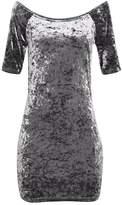 Even&Odd Jersey dress grey