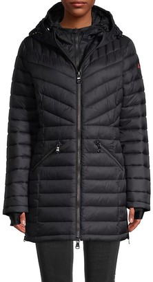 Pajar Thora 2-in-1 Hooded Puff Jacket