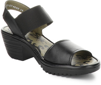 Fly London Wost Leather Sandal