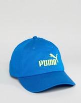 Puma Ess Cap In Blue 5291928
