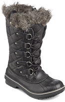 Sorel Tofino Tall Boots with Faux Fur