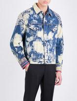 Gucci Bleached denim jacket