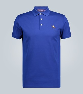 Ralph Lauren Purple Label Short-sleeved polo shirt