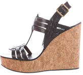 Tory Burch Leslie Wedge Sandals