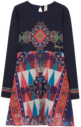 Desigual Girl's Vest_Flaubert Dress