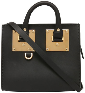 Sophie Hulme BG070LE Box Albion Double Handle Tote Bag