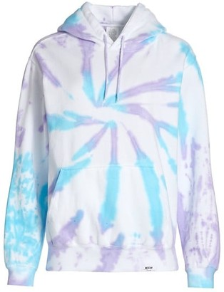 Worthy Threads Mermaid Tie-Dye Hoodie