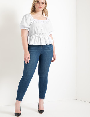 ELOQUII Goldie High Rise Skinny Jean