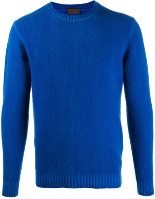 Altea long-sleeve fitted sweater
