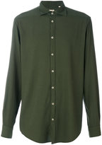 Massimo Alba plain shirt - men - Cotton/Modal - S