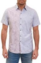 Robert Graham Men's Bundy Boulevard Classic Fit Print Sport Shirt