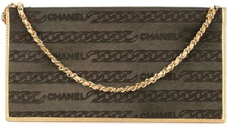 Chanel Pre Owned Chain Hand Bag