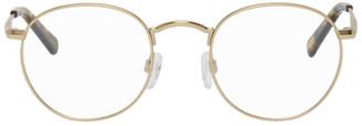 Raen Gold Benson Glasses