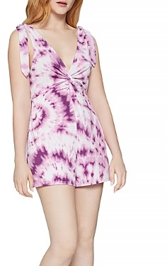 BCBGeneration Tie Dyed Romper