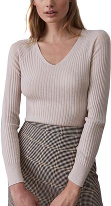 Reiss Elouise Wool-Blend Sweater