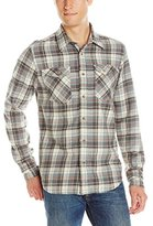 Nudie Jeans Men's Gunnar Twill Check Shirt