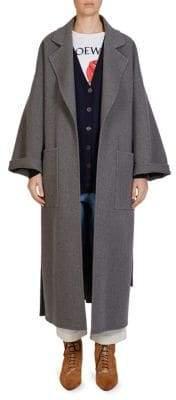 Loewe Wool & Cashmere Long Coat