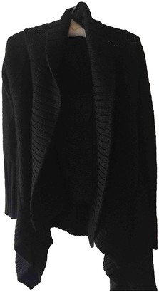 Willow Black Wool Knitwear for Women