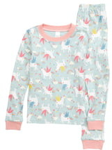 Tucker + Tate Glow in the Dark Fitted Two-Piece Pajamas