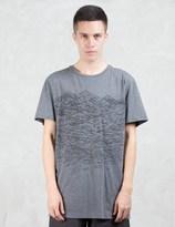 Stampd x Puma Wave Texture Print S/S T-Shirt