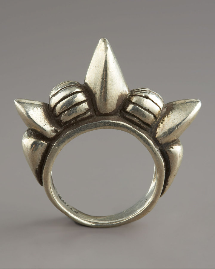 Pamela Love Tribal Spike Ring