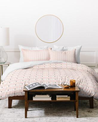 Deny Designs Caroline Okun Chatham Stripes Duvet Cover Set