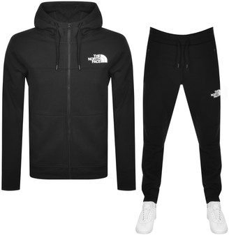 The North Face Himalayan Tracksuit Black