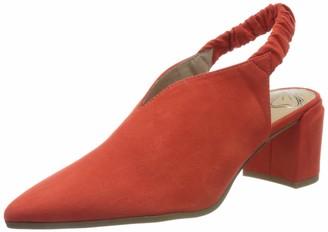 Marco Tozzi Women's 2-2-29619-34 Ankle Strap Heels