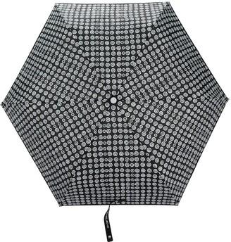 10 Corso Como Small Transparent-Handle Umbrella