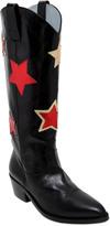 Chiara Ferragni 50mm Stars Leather Boots
