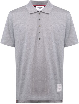 Thom Browne Button Polo Shirt