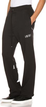 Amiri Dagger Sweatpants in Black | FWRD