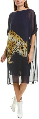 Trina Turk Wildlife Shift Dress