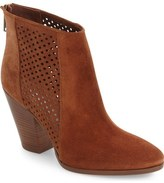 Diane von Furstenberg 'Auletta' Perforated Bootie (Women)